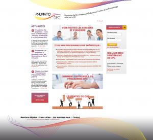 Ruhmato DPC Site Web
